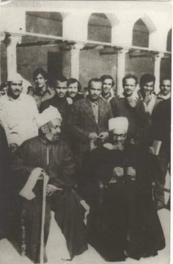 Biografi Syarif Sholeh (Syekh Sholeh Al Ja'fari)