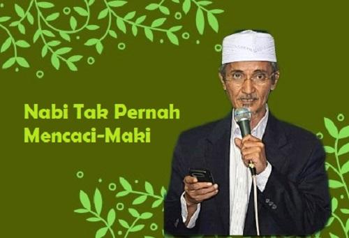 KH Husein Muhammad: Nabi Tak Pernah Mencaci-Maki