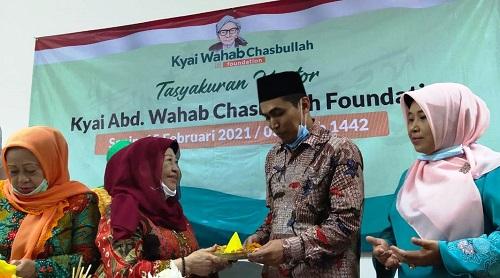 Kyai Wahab Foundation Resmikan Kantor di Jakarta