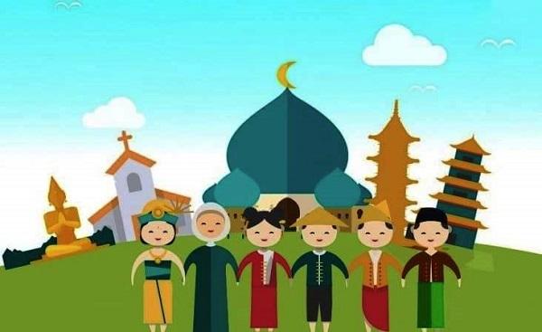 Belajar Moderasi Agama dari Pengalaman Andy Purnomo Jadi Imam Masjid di UEA