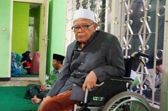 KH. Abdul Qodir Rozy Wafat, GP Ansor Cianjur Kehilangan Kiai Kharismatik