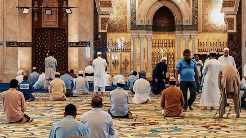 Urutan Dzikir, Wirid dan Doa Setelah Shalat Fardhu