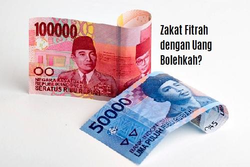 Bolehkah Berzakat dengan Uang?