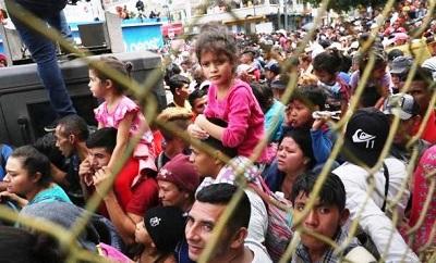 Tingkatkan Penghentian Eksodus, AS Cegat Hampir Satu Juta Migran
