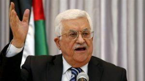 Saat Abbas Marah karena AS Sokong Tindakan Israel terhadap Palestina