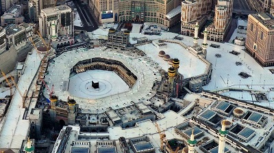 Arab Saudi Tutup Kembali 39 Masjid Hindari Penularan Covid-19