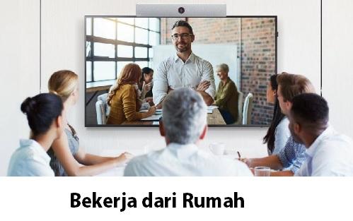 Aplikasi Video Conferencing Terbaik untuk Menunjang Anjuran Bekerja dari Rumah