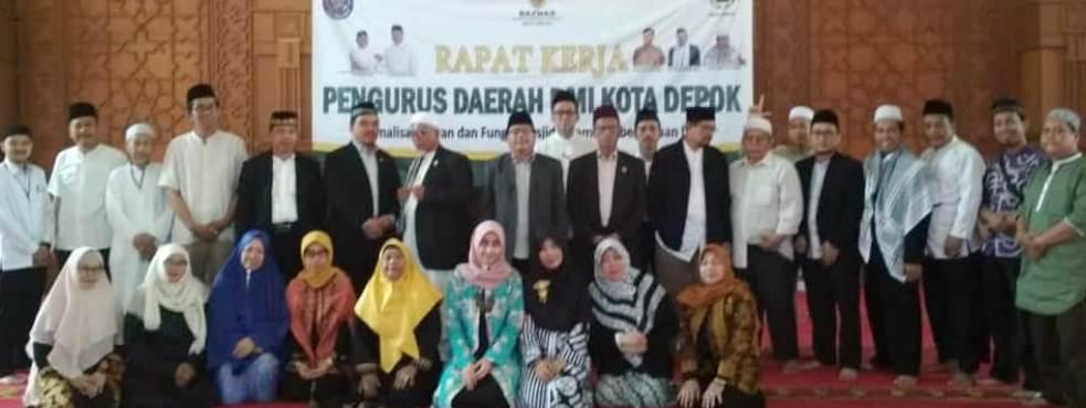 DMI: Jangan Tarik Masjid ke Politik Praktis Sesa'at