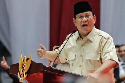 Prabowo: Khilafah adalah Propaganda Picik yang Menyesatkan Masyarakat