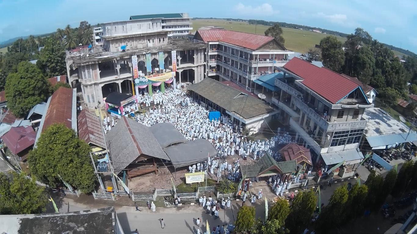 Dayah MUDI Masjid Raya Samalanga #6: Al-Mursyid Abu MUDI Menjadikan Dayah MUDI Mercusuar Dunia dan