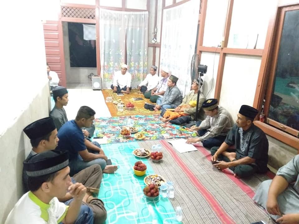 TQN Khatibiyah Sambas Gelar Dzikir dan Kajian Keislaman