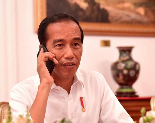 Erdogan dan 20 Kepala Negara Ucap Selamat ke Jokowi