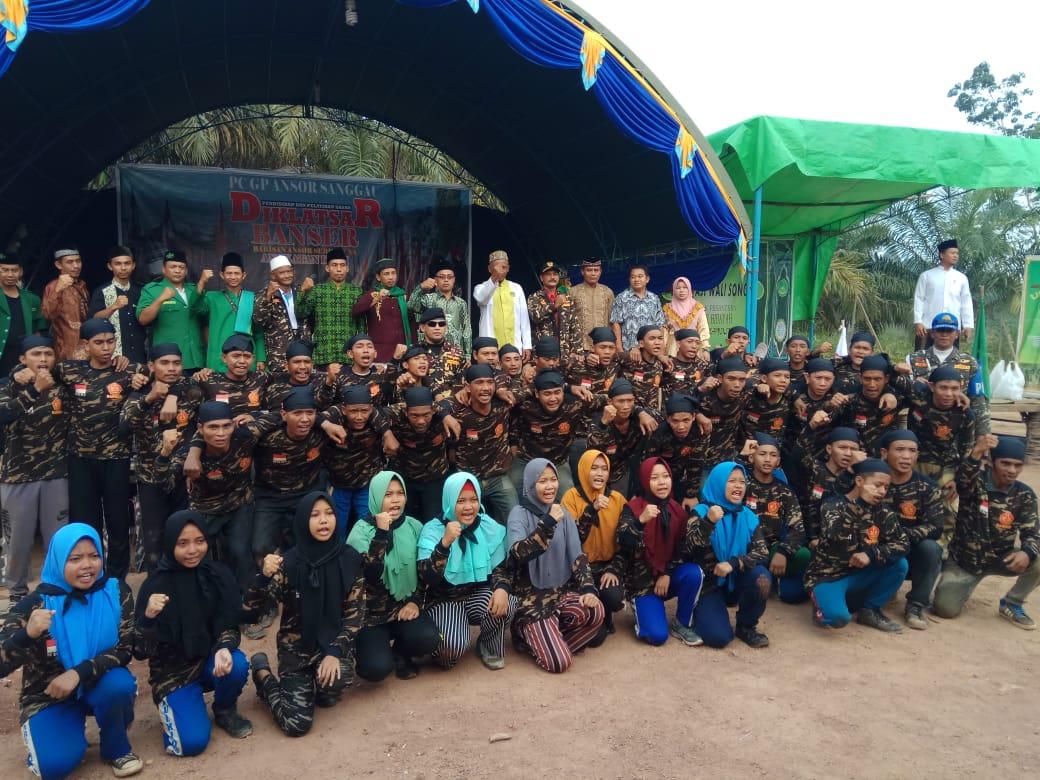 Meski Menjadi Anggota Banser, Masyarakat di Kalbar Tak Tanggalkan Identitas Etnisnya
