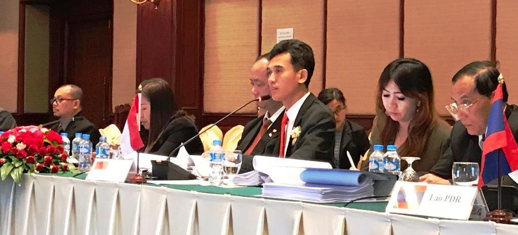 Sukses Pimpin ASEAN SOMY, Peserta Apresiasi Asrorun Niam