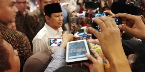 Kader Gerindra Gugat Prabowo ke PN Jaksel, Ini Alasannya