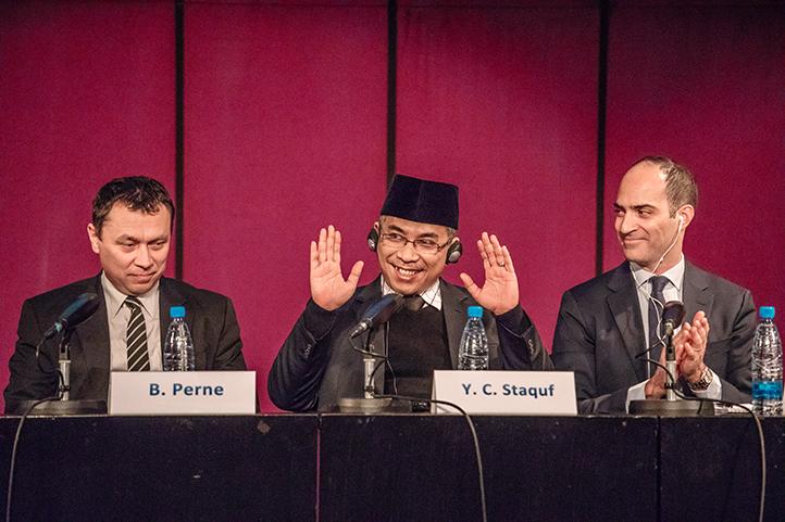 Lobby Tingkat Tinggi Gus Yahya: Muslim Indonesia Menantang Tradisi Islam yang Kejam