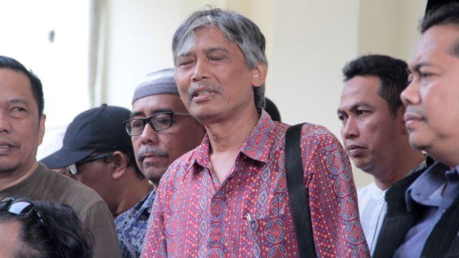 Pengacara Nadzir Masjid Darussalam Jelaskan Proses Hukum yang Ditempuh Kepada Jama'ah