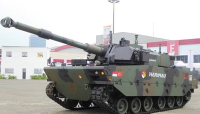Filipina Akan Sepakati Pembelian Medium Tank Buatan PT Pindad