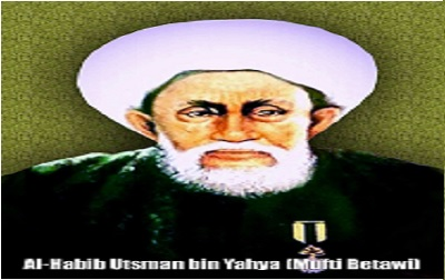 Biografi Habib Utsman bin Yahya