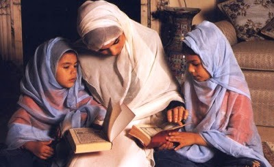 Ibu Adalah Madrasah Pertama Bagi Anaknya