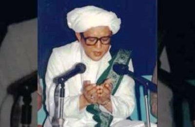 Doa dari Guru Sekumpul Agar Tahu Makanan Halal atau Haram
