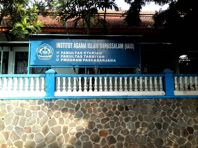 Institut Agama Islam Darussalam (IAID) Ciamis