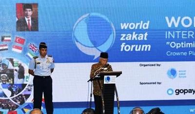 KH Ma'ruf Amin: Zakat Indonesia Berpotensi Capai 230 Triliun