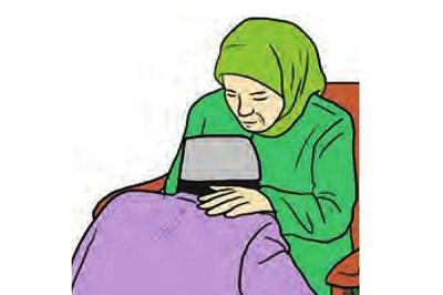 Hormatilah Ibumu Untuk Keberkahan Hidupmu