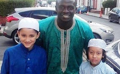 Jadi Pemain Terbaik, Sadio Mane Bangun Masjid dan Bantu Sejahterakan Warga Senegal