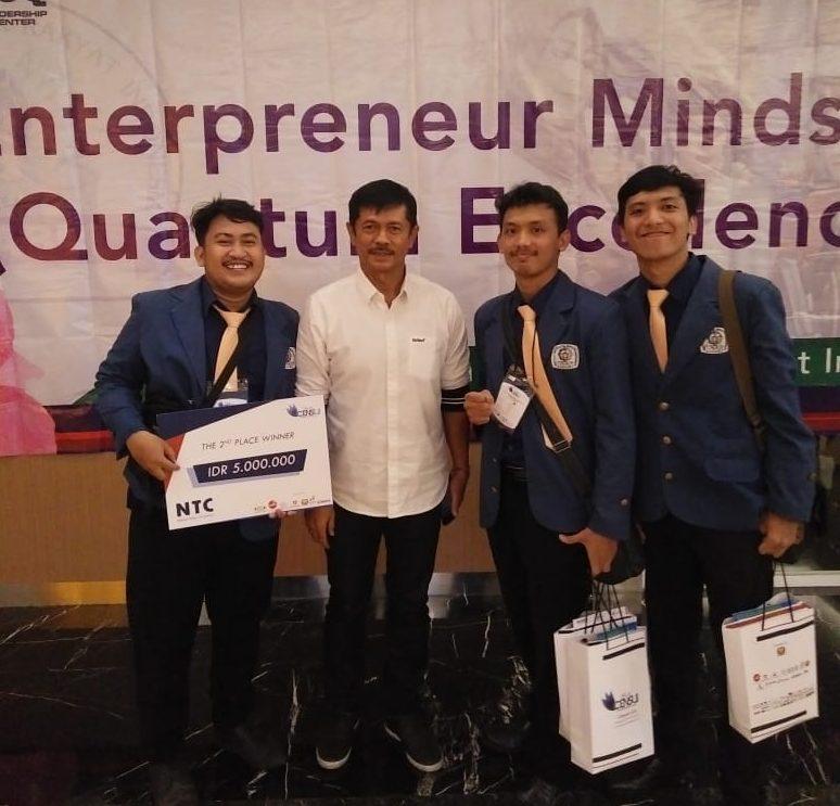 Metode Bekisting Besi Antarkan Mahasiswa ITS Juara Dua Kompetisi Tender Nasional