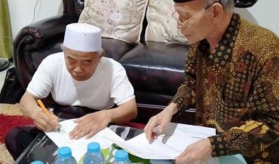 Markas Besar Oelama (MBO) Milik Kiai Asep Diserahkan ke PBNU