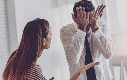 Penelitian Ini Buktikan Omelan Istri Baik untuk Kesehatan Suami