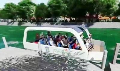 Pemkot Surabaya Serius Kembangkan Transportasi Air