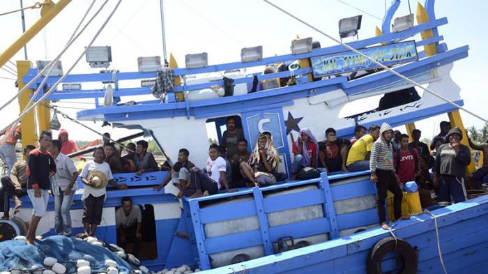 22 ABK Asal Idi dibebaskan Pemerintah Myanmar
