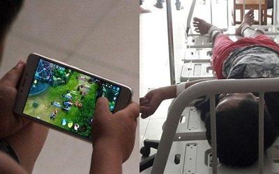 Anak Pecandu Gadget Banyak yang Masuk Rumah Sakit Jiwa