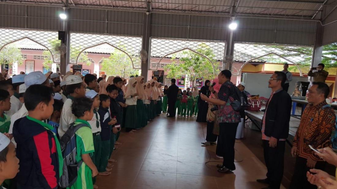 """Delegasi PAI Kenalkan Lagu """"Ayo Olah Raga"""" Kepada Thailand"""