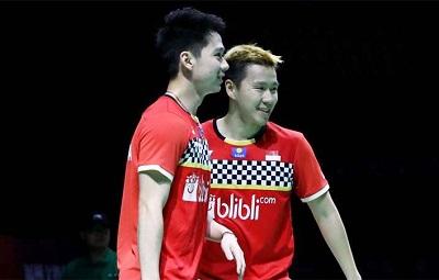 Indonesia Utus 4 Wakil dalam Laga Penting BWF World Tour Finals 2019
