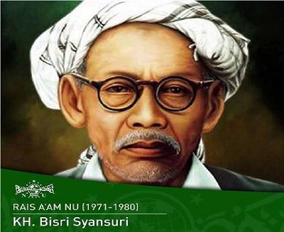 Biografi KH. Bisri Syansuri
