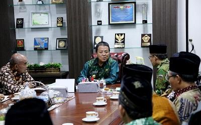 Gubernur Lampung: Muktamar NU ke-34 Akan Berdampak Positif Bagi Ekonomi Masyarakat