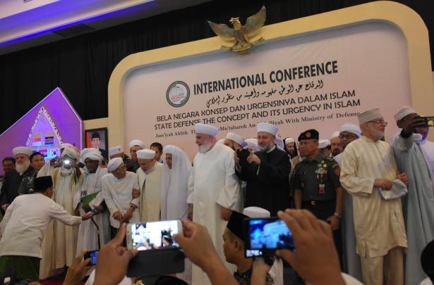 Point-Point Penting dalam Konferensi Ulama Hadits Tasawwuf di Pekalongan