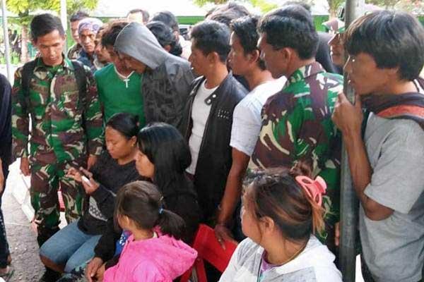 Tim Gabungan Polri dan TNI Dikerahkan Evakuasi Korban Penembakan di Nduga, Papua
