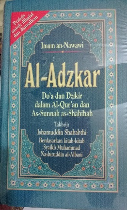 Riwayat Imam an-Nawawi