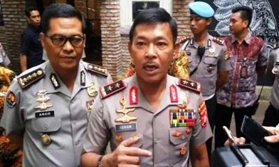 Kapolri Imbau Anggota Polisi yang Muslim Laksanakan Shalat Istighasah