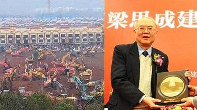 Keren, Arsitek RS Corona di Cina Ternyata Kelahiran Jember