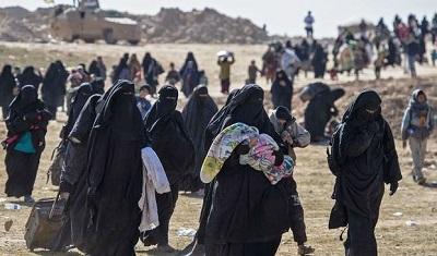 Inggris Larang Anak-anak Warganya Pengikut ISIS Pulang ke Negaranya