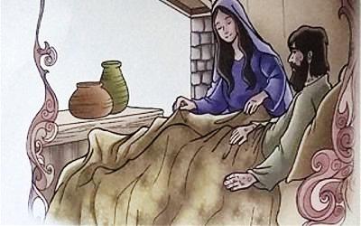 Belajar Kesetiaan dan Kesabaran dari Siti Rahmah Istri Nabi Ayyub AS