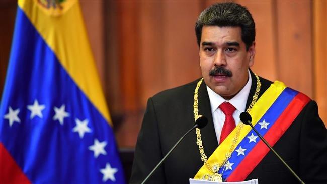 Maduro Dilantik Kembali sebagai Presiden Periode ke-2