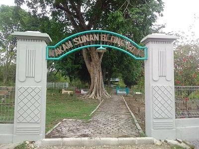 Safari Religi dan Berdoa di Makam Sunan Blongsong Bojonegara