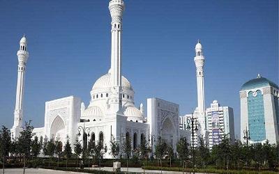 Kebangkitan Islam, Rusia Resmikan Masjid Terbesar se-Eropa
