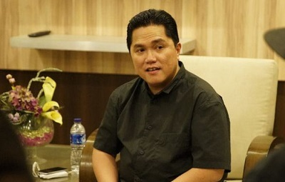 Erick Tohir Ungkap Strategi Agar UMKM 'Naik Kelas'